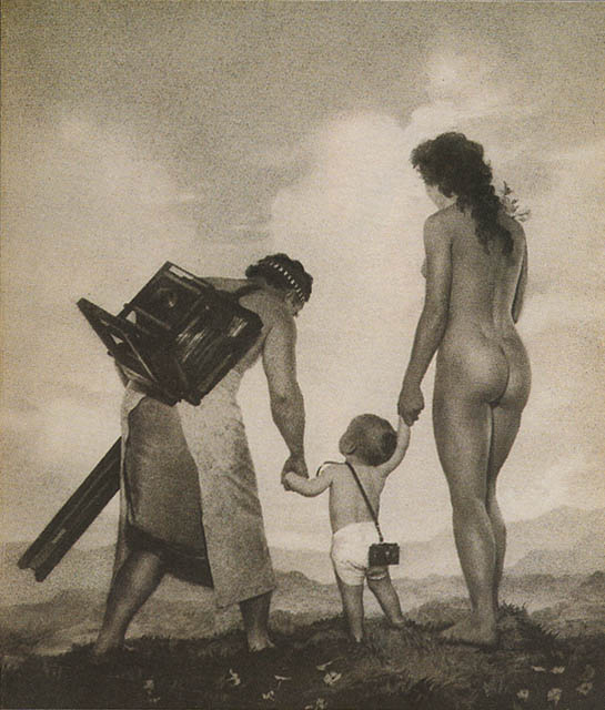 Venus & Vulcan ― William Mortensen