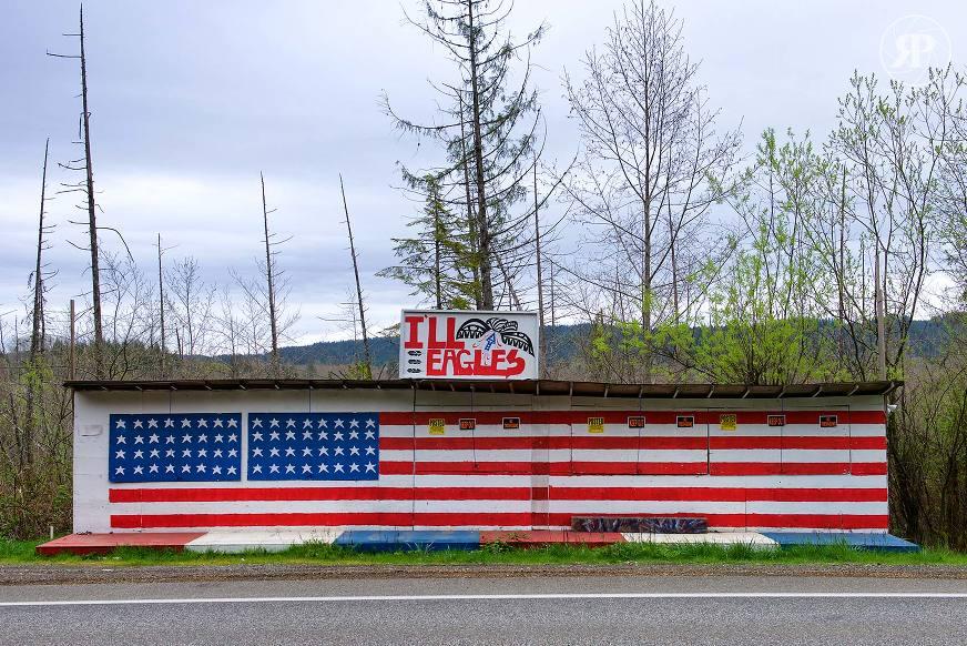 Fireworks Stand, Near Potlatch, WA