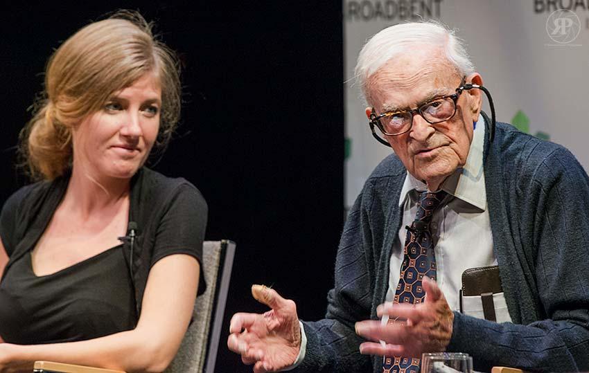 Laurel Collins Listens to Harry Leslie Smith