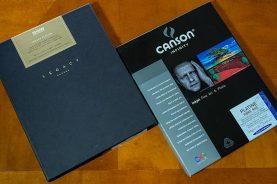 Epson Legacy vs Canson Infinity